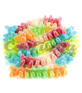 Gummy jellies Centipede sour by Trolli
