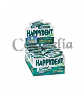 Chicle Happydent clorofila sin azúcar