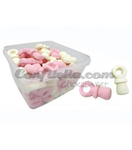 Strawberry&cream marshmallow Pacifier
