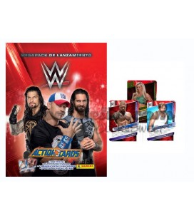 Panini's WWE 2 launch pack