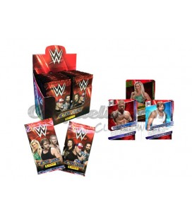 WWE 2 Action cards by Panini