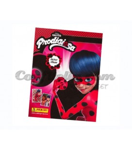Panini's Ladybug collection launch pack