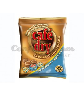 Caramelo Cafe Dry Creme sin azucar 65 grs.