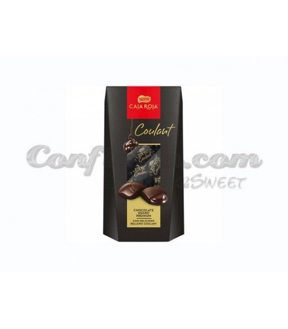 Coulant Dark chocolates by Nestle's Red Box