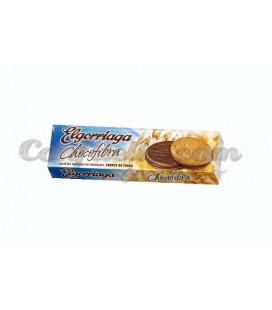 Galletas Elgorriaga Fibra y chocolate