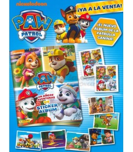 Paw Patrol 2 by Panini launch pack