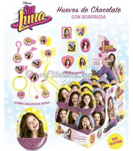 Disney's Soy Luna chocolate eggs