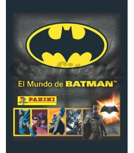 Panini's Batman launch pack