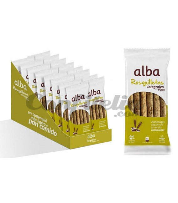 Whole snacks Alba