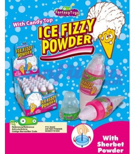 Ice Fizzy Powder bottle