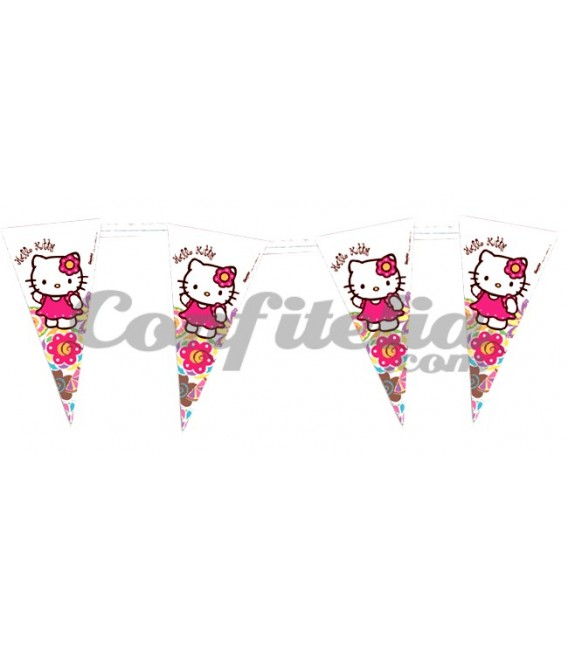 Hello Kitty decorative garland