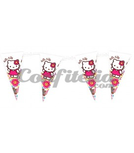 Guirnalda decorativa Hello Kitty