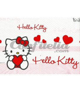 Hello Kitty paper tablecloth