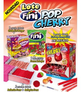 Fini Pop Cherry saving pack