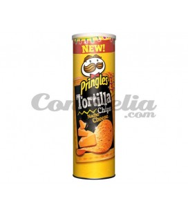 Pringles Tortilla Nacho Cheese 160 grams