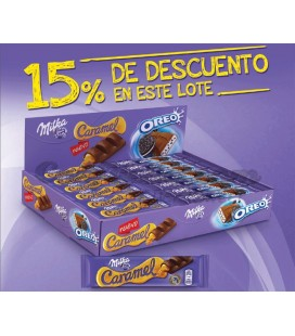 Pack ahorro chocolates Milka