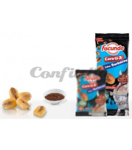 Fried Corn Barbecue Facundo 70 grams.