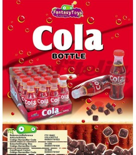 Fantasy Cola Bottles gums