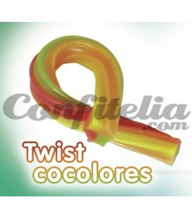 Regaliz Twist Haribo Cocolores