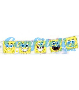 SpongeBob decorative garland