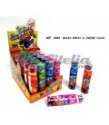 Xtreme spray liquid candy
