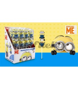 Minions Marshmallow Skewers