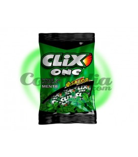 Clix mint sugarfree gum package
