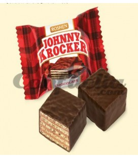 Snack de chocolate Johnny Krocker