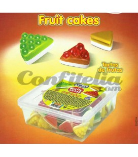Fruit Cakes gummy jellies Vidal