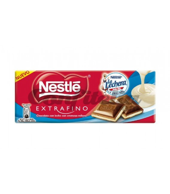 Milky chocolate La Lechera Nestle 100 grams