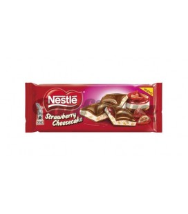 Nestle chocolate Strawberry Cheesecake 240 grams