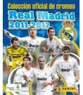 Real Madrid 2011-2012 collection of Panini