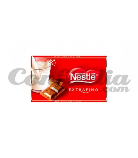 Nestle milky chocolate tabs 20 grams