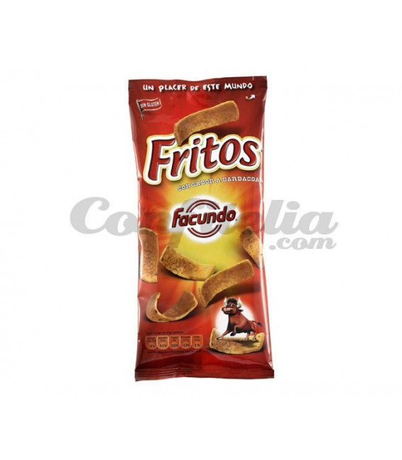 Fritos barbacoa Facundo 30 gramos