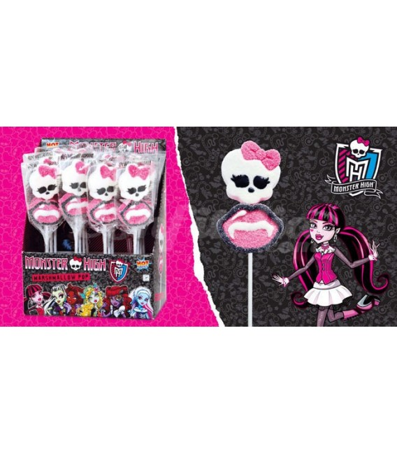 Pincho de espumas Monster High