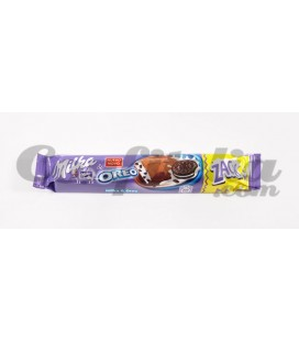 Milka Zack Oreo bars 41 grams