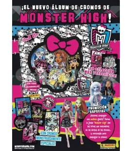 Monster High Skull Life stickers collection of Panini