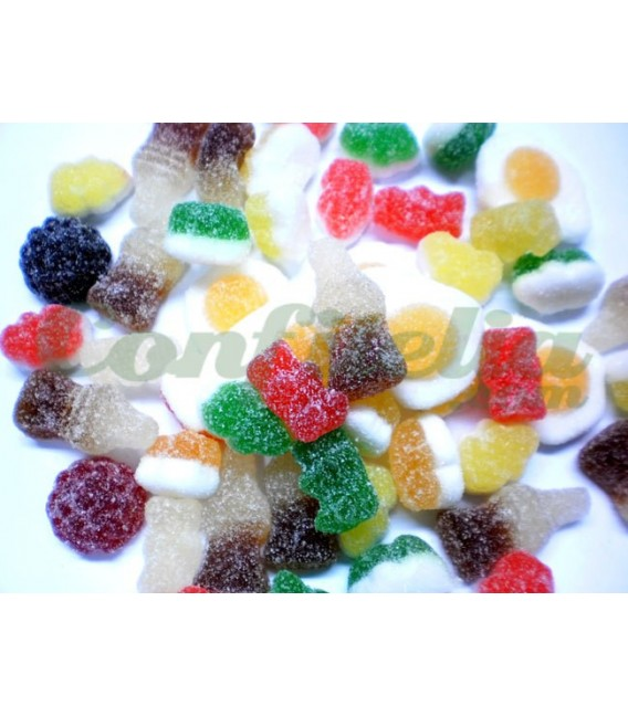 Sour Cocktail gummy jellies by Haribo