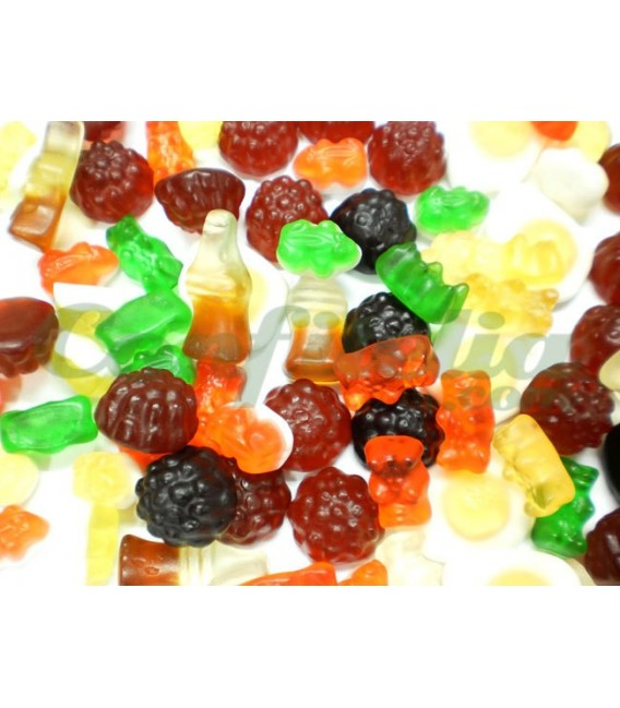 Cocktail Haribo gummy jellies
