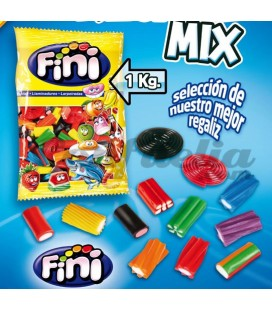 Regaliz Mix de Fini