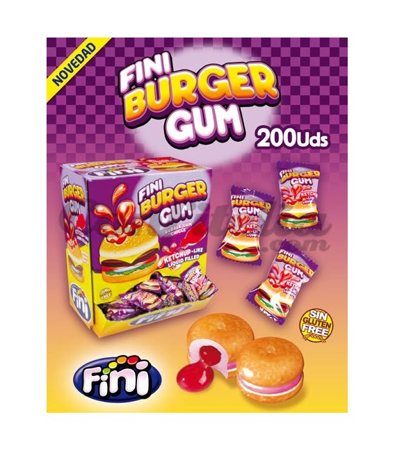 Chicle Fini Burguer
