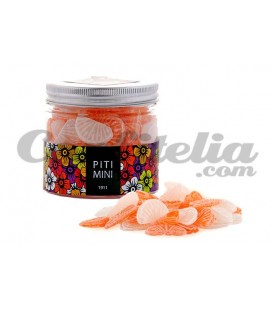 Slices Piti Mini candy in pot
