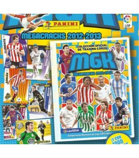 Panini's MegaCracks 2012-2013 launch pack