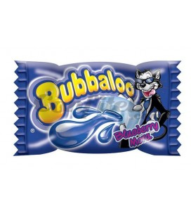 Chewing gum Bubbaloo blueberry