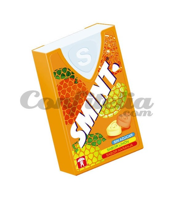 Candy Smint Citrus sugarfree