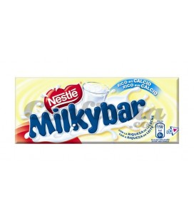 Chocolate tab Nestlé Milkybar 75 grams
