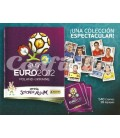 Launch pack collection Euro 2012 football of Panini