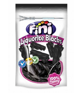 Liquorice Blacks by Fini 180 grams