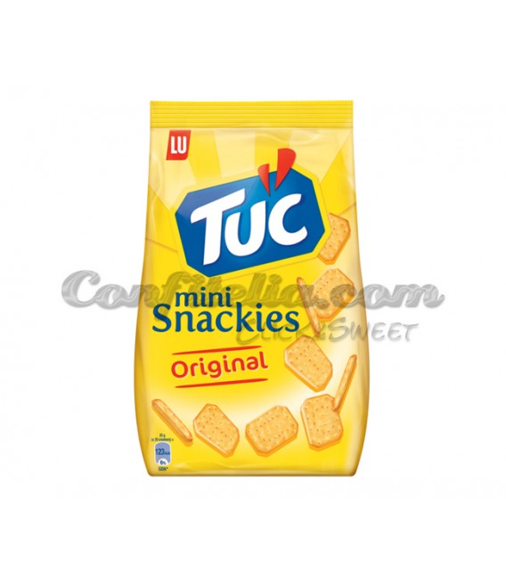 Tuc Mini salted biscuits 100 grams