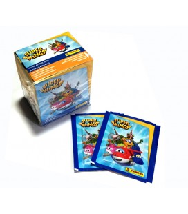 Coleccion Super Wings de Panini